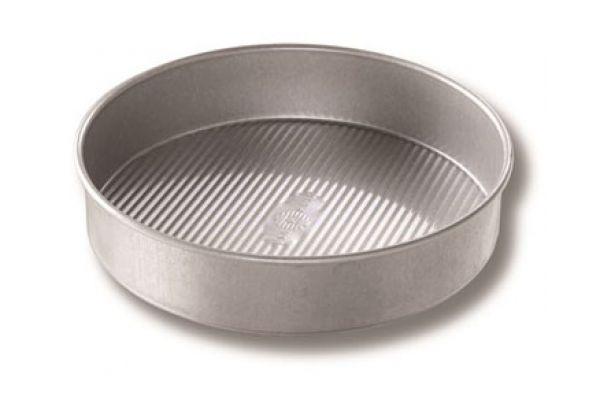 """Large image of USA PAN 9.5"""" Round Cake Pan - 1070LC"""