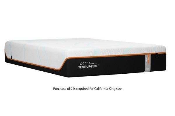 Tempur-Pedic TEMPUR-LuxeAdapt Firm Split California King Mattress - 10740190