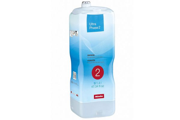 Large image of Miele UltraPhase 2 TwinDos Hydrogen Peroxide Bleaching Agent - 10803750