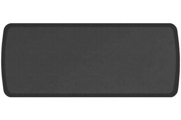 GelPro Elite Vintage Leather Slate 20x48 Anti-Fatigue Mat - 109-28-2048-4