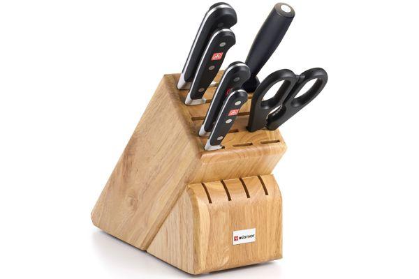 Large image of Wusthof Classic 7 Piece Knife Block Set - 1090170709