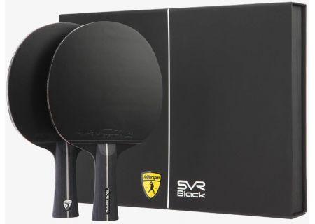 Killerspin SVR 2U Black Paddle Set - 110-70