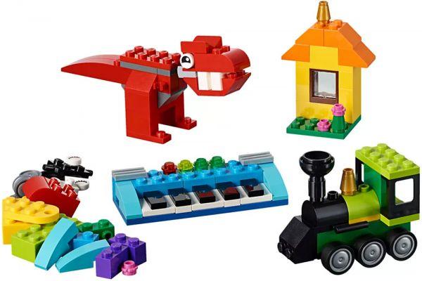 Large image of LEGO Classic Bricks And Ideas - 11001