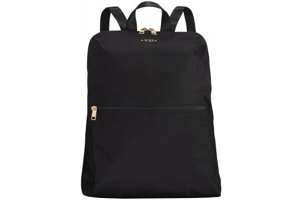 Large image of TUMI Voyageur Black Just In Case Travel Backpack - 1100401041