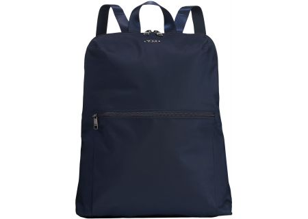 best service official site better Tumi Voyageur Navy Just In Case Travel Backpack - 1100401596