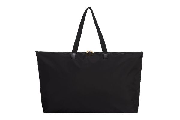 Large image of TUMI Voyageur Black Just In Case Tote - 1100421041