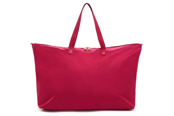 Tumi Voyageur Raspberry Just In Case Tote - 1100422012