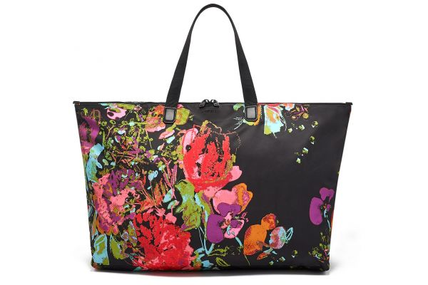 Tumi Voyageur Collage Floral Just In Case Tote - 110043D335