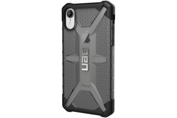 Urban Armor Gear Plasma Series Ash iPhone XR Case - 111093113131