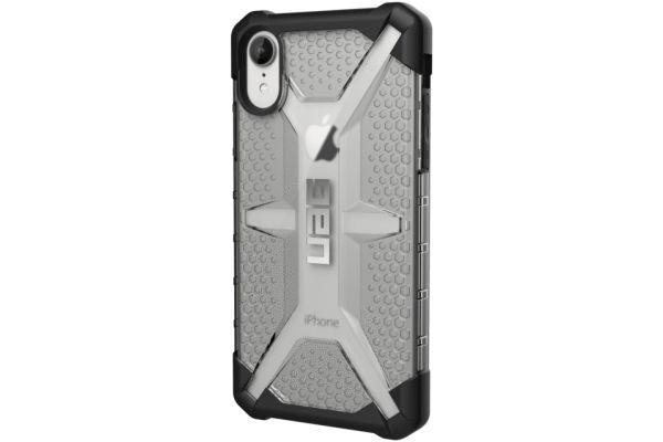 Large image of Urban Armor Gear Plasma Series Ice iPhone XR Case - 111093114343