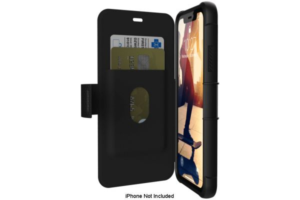 Urban Armor Gear Metropolis Series Black iPhone XR Case - 111096114040