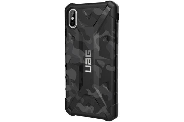 Urban Armor Gear Midnight Pathfinder SE Camo Series iPhone XS Max Case - 111107114061
