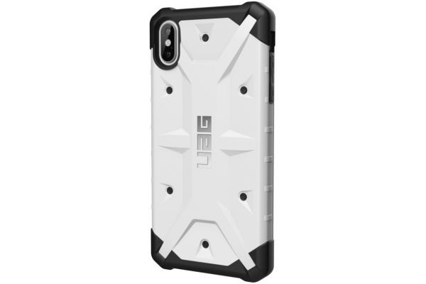 Urban Armor Gear White Pathfinder Series iPhone XS Max Case - 111107114141