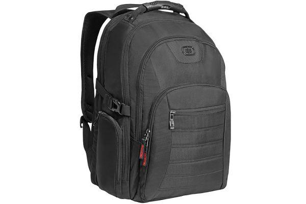 "Large image of OGIO Urban 17""Graphite Laptop Backpack - 111108.35"