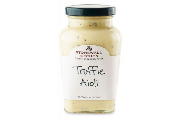 Large image of Stonewall Kitchen Truffle Aioli - 111318