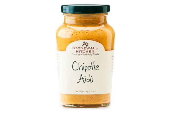 Large image of Stonewall Kitchen Chipotle Aioli - 111323