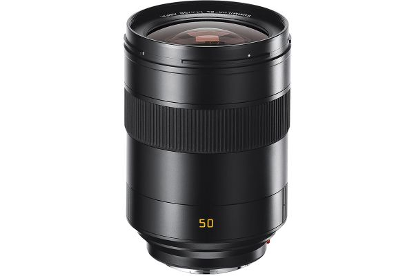 Large image of Leica Summilux-SL 50mm f/1.4 ASPH. Lens - 11180