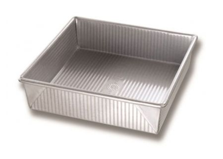 """USA PAN 9"""" Square Cake Pan - 1130BW-1"""