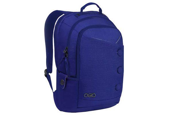 Large image of Ogio Soho Women's Cobalt Laptop Backpack - 114004.117