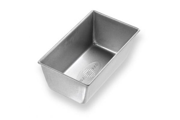 USA PAN Set of 4 Mini Loaf Pans - 1153LF-1