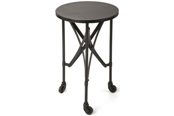 Large image of Butler Specialty Company Costigan Metalworks Accent Table - 1168025