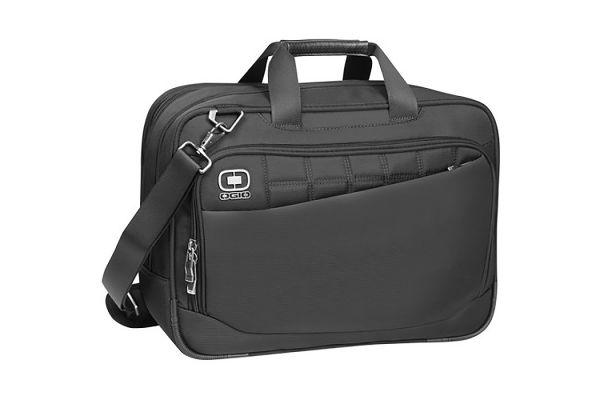 """Large image of Ogio Instinct 17"""" Black Top-Zip Laptop Bag - 117045.03"""