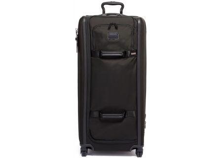 Tumi Alpha 3 Black Tall 4 Wheeled Duffel Packing Case - 1171691041