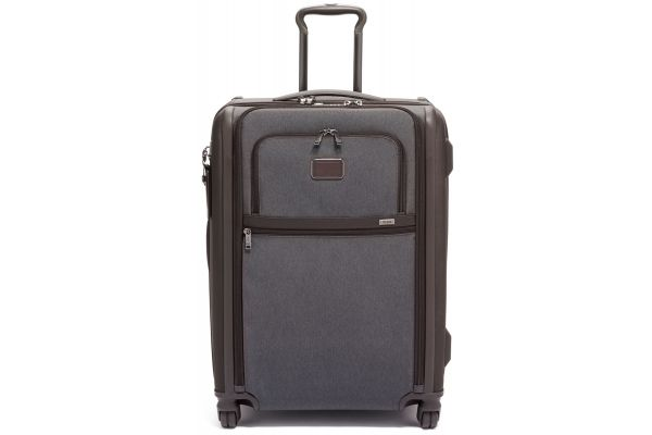 Tumi Alpha 3 Anthracite Short Trip Expandable 4 Wheeled Packing Case - 1171731009
