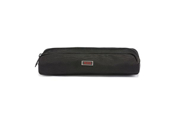 Large image of TUMI Alpha 3 Black Electronic Cord Travel Pouch - 1172501041
