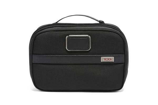 Tumi Alpha 3 Black Split Travel Kit - 1172551041