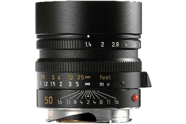 Leica Summilux-M 50mm f /1.4 ASPH Lens - 11891