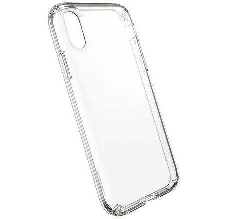 73867a2c82 Speck Presidio Stay Clear iPhone XR Case - 119390-5085