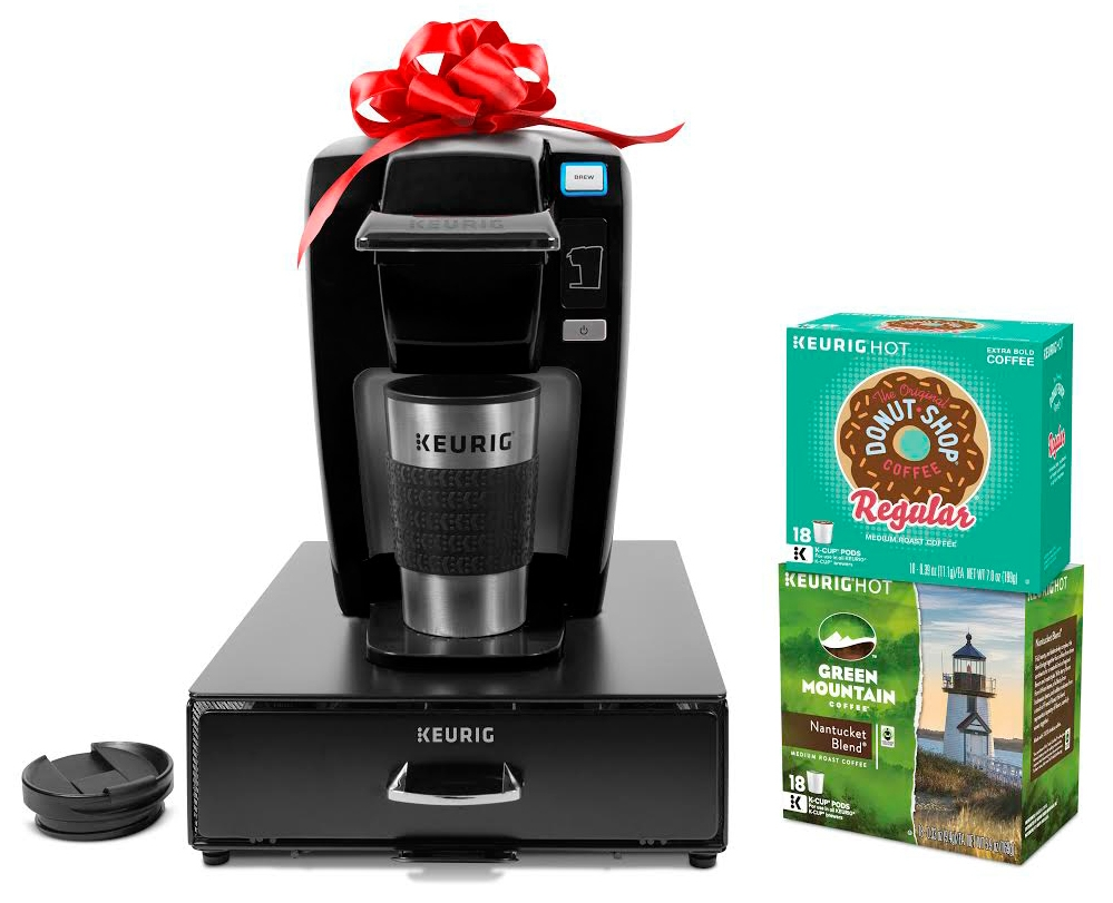 Iced Coffee Maker Kohl S : Keurig K15 Black Ultimate Bundle - 120369