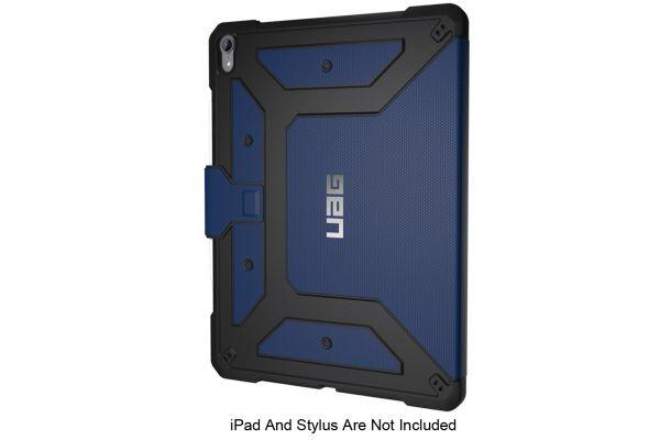 Large image of Urban Armor Gear Metropolis Cobalt iPad Pro 12.9-Inch Case (2018) - 121396115050