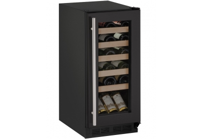 U-Line - U-1215WCB-00B - Wine Refrigerators and Beverage Centers