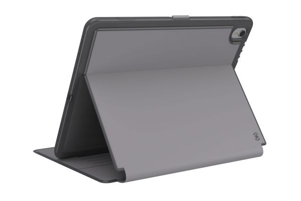 Large image of Speck Presidio Pro Folio Slate Grey 12.9-Inch iPad Pro Cases (3rd Generation) - 1220147684