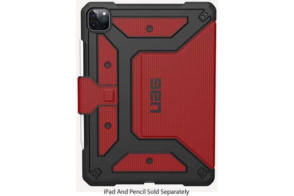 """Large image of Urban Armor Gear Magma Metropolis iPad Pro 12.9"""" Case (4th Gen, 2020) - 122066119494"""