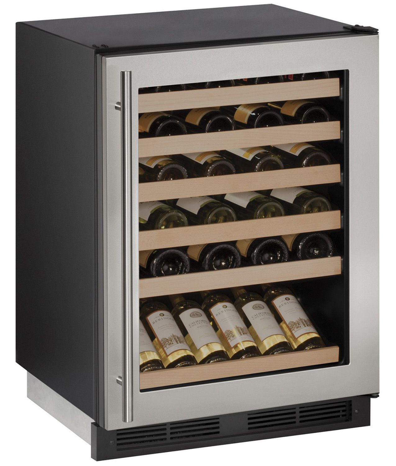 U Line 24 Quot Wine Captain Cooler U 1224wcs 00b