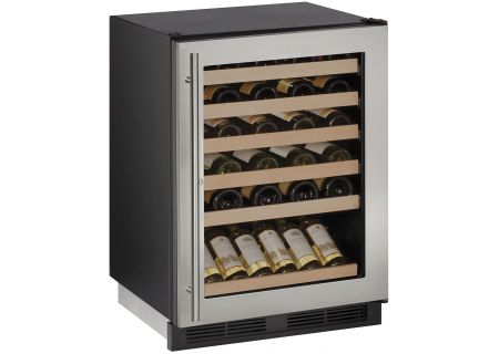 U-Line - U-1224WCS-13B - Wine Refrigerators and Beverage Centers