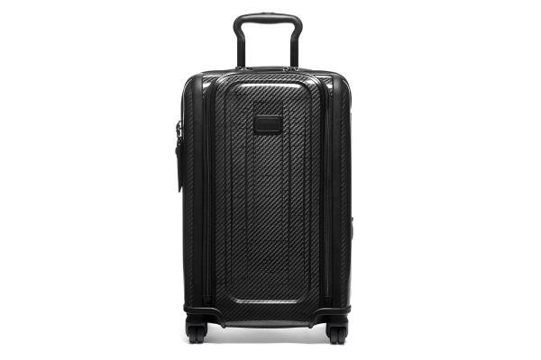 Tumi Tegra-Lite 2 Black Graphite International Expandable 4 Wheeled Carry-On - 1248421060