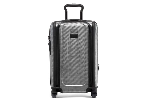 Large image of TUMI Tegra-Lite 2 T-Graphite International Expandable 4 Wheeled Carry-On - 124842T484