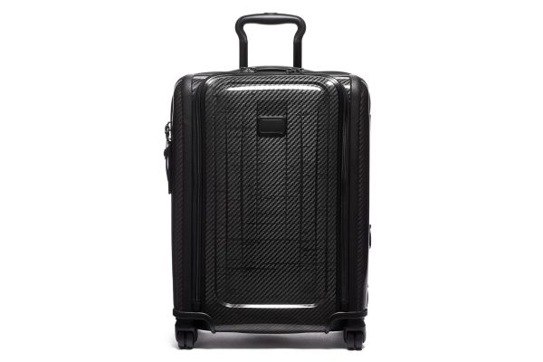 Large image of TUMI Tegra-Lite 2 Black Graphite Continental Expandable 4 Wheeled Carry-On - 1248431060