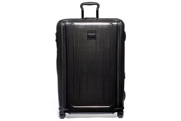 Large image of TUMI Tegra-Lite 2 Black Graphite Large Trip Expandable 4 Wheeled Packing Case - 1248451060
