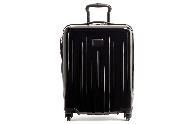 Large image of TUMI V4 Black Continental Expandable 4 Wheeled Carry-On - 1248571041