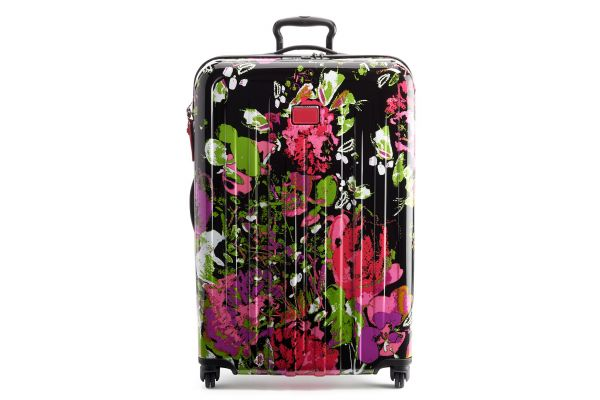 Tumi V4 Collage Floral Extended Trip Expandable 4 Wheeled Packing Case - 124861D335