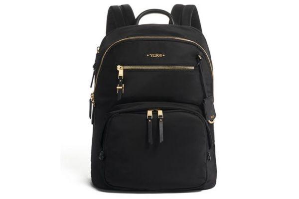 Large image of TUMI Voyageur Black Hilden Backpack - 1250491041