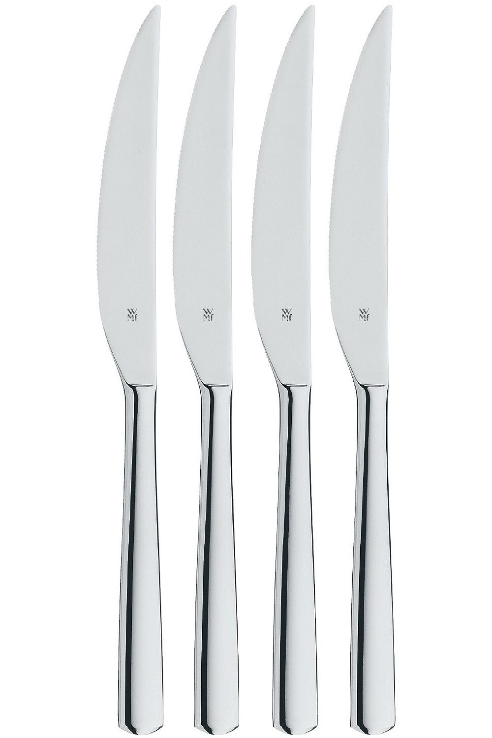 wmf bistro 4 piece steak knife set. Black Bedroom Furniture Sets. Home Design Ideas