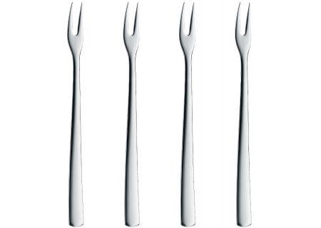 WMF Bistro 4-Piece Cocktail Fork Set - 12.8864.4044