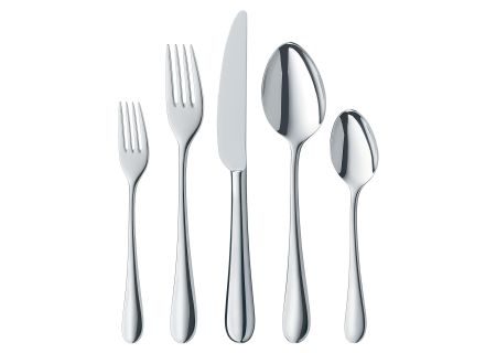 WMF Signum Stainless Steel 20-Piece Flatware Set - 12.9668.6040