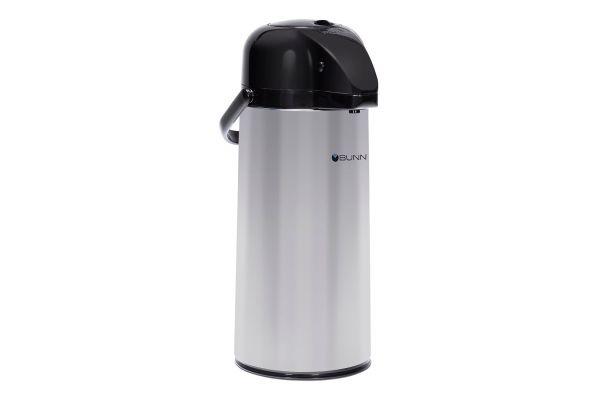 Bunn 2.5L Coffee Brewer Airpot Portable Server - 13041.0001